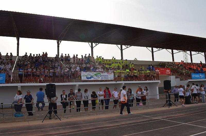 Xix olimpiadas escolares en quintanar de la orden for Piscina quintanar de la orden